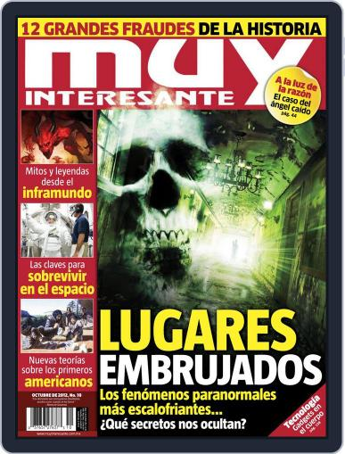 Muy Interesante México (Digital) September 26th, 2012 Issue Cover