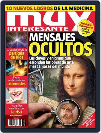Muy Interesante México July 26th, 2012 Digital Back Issue Cover