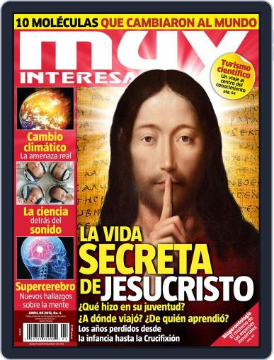 Muy Interesante México March 27th, 2012 Digital Back Issue Cover