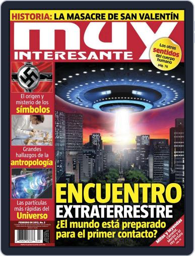 Muy Interesante México January 26th, 2012 Digital Back Issue Cover