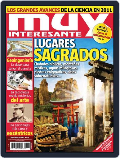 Muy Interesante México (Digital) November 27th, 2011 Issue Cover
