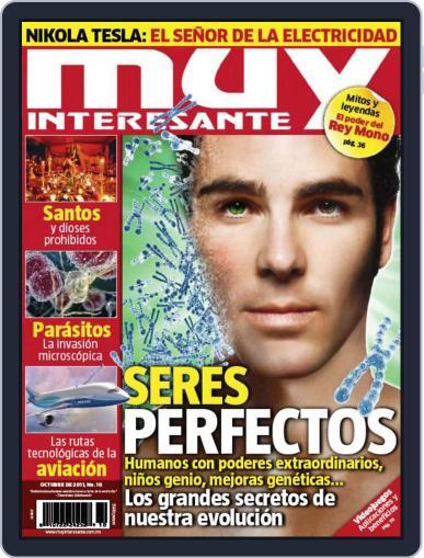 Muy Interesante México September 27th, 2011 Digital Back Issue Cover