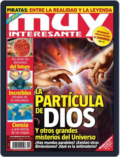 Muy Interesante México August 25th, 2011 Digital Back Issue Cover