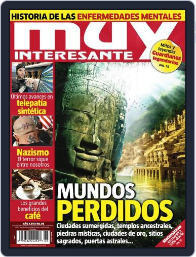 Muy Interesante México (Digital) July 26th, 2011 Issue Cover
