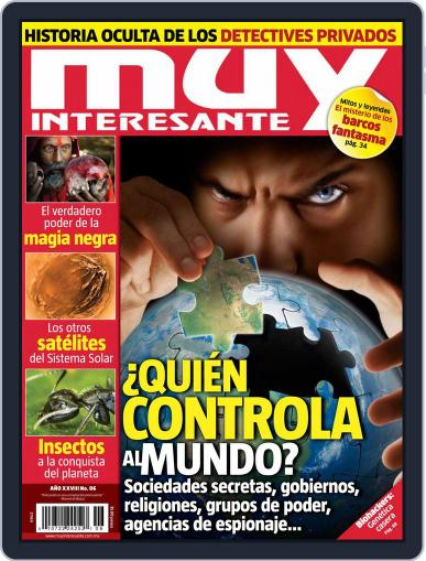 Muy Interesante México May 26th, 2011 Digital Back Issue Cover