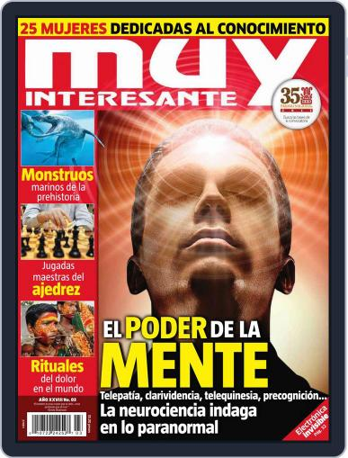 Muy Interesante México (Digital) February 24th, 2011 Issue Cover