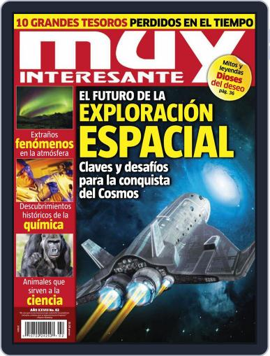 Muy Interesante México January 24th, 2011 Digital Back Issue Cover