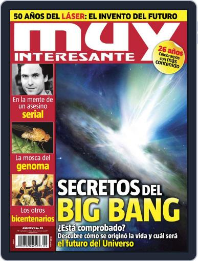 Muy Interesante México (Digital) August 25th, 2010 Issue Cover
