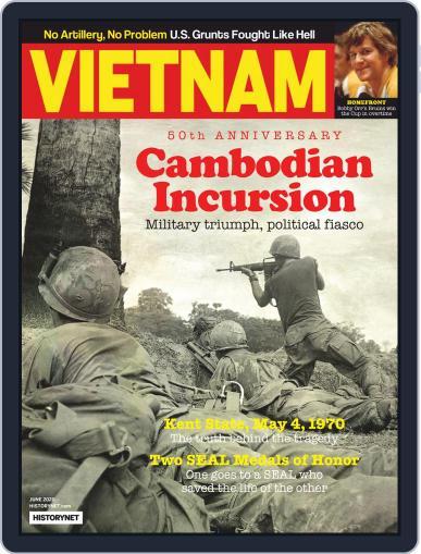 Vietnam (Digital) June 1st, 2020 Issue Cover