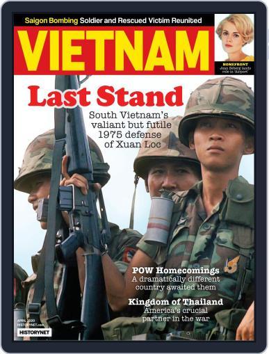 Vietnam April 1st, 2020 Digital Back Issue Cover
