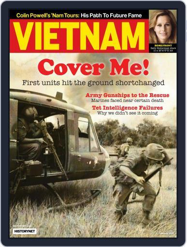 Vietnam (Digital) February 1st, 2020 Issue Cover