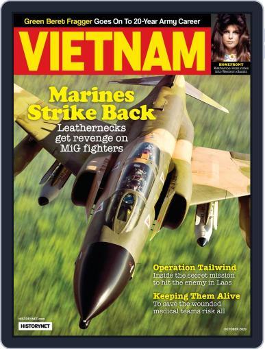 Vietnam (Digital) October 1st, 2019 Issue Cover