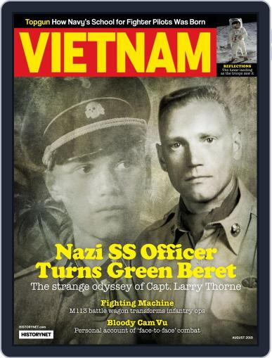 Vietnam (Digital) August 1st, 2019 Issue Cover
