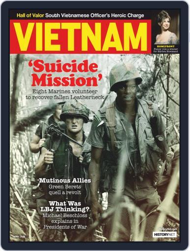 Vietnam April 1st, 2019 Digital Back Issue Cover