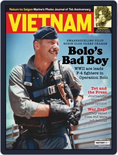 Vietnam (Digital) February 1st, 2019 Issue Cover