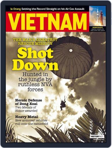 Vietnam (Digital) October 1st, 2018 Issue Cover