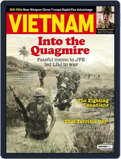 Vietnam August 1st, 2018 Digital Back Issue Cover
