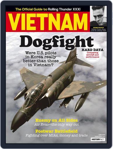 Vietnam (Digital) June 1st, 2018 Issue Cover