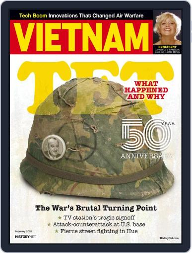Vietnam February 1st, 2018 Digital Back Issue Cover