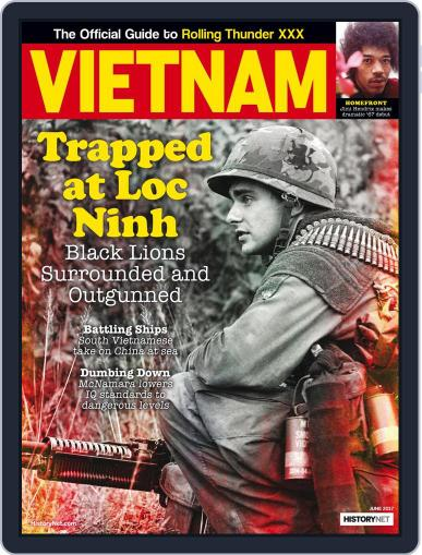 Vietnam April 4th, 2017 Digital Back Issue Cover