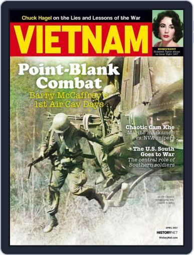 Vietnam April 1st, 2017 Digital Back Issue Cover