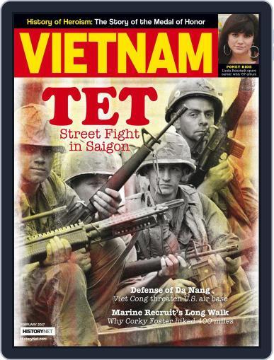 Vietnam (Digital) February 1st, 2017 Issue Cover