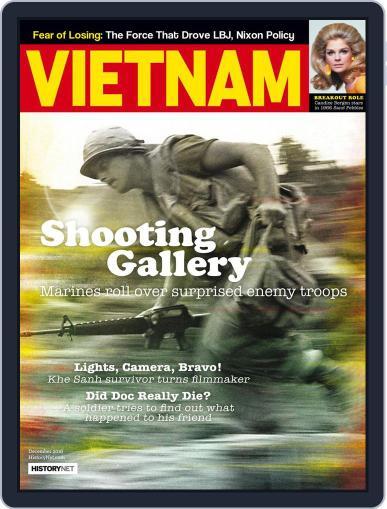 Vietnam (Digital) December 1st, 2016 Issue Cover