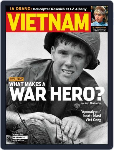Vietnam (Digital) December 1st, 2015 Issue Cover