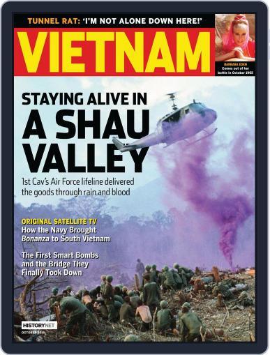 Vietnam (Digital) October 1st, 2015 Issue Cover