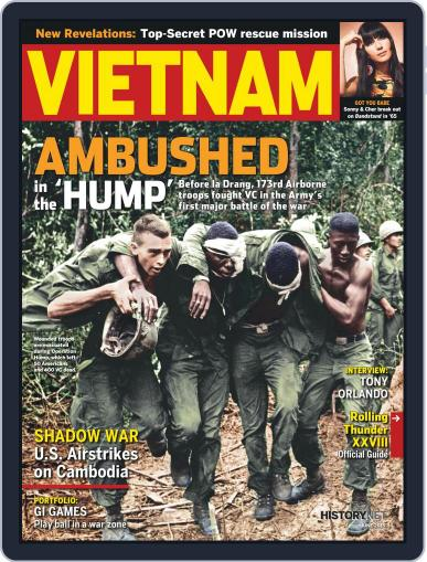 Vietnam (Digital) March 31st, 2015 Issue Cover