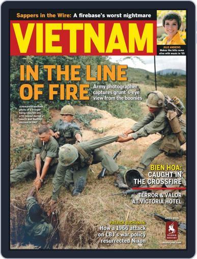 Vietnam (Digital) February 3rd, 2015 Issue Cover