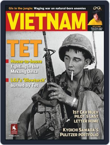 Vietnam February 1st, 2015 Digital Back Issue Cover