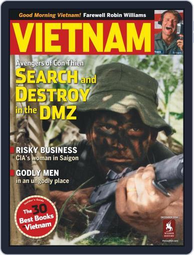 Vietnam December 1st, 2014 Digital Back Issue Cover