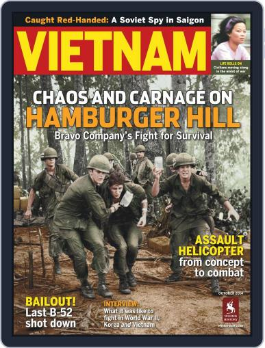 Vietnam July 29th, 2014 Digital Back Issue Cover