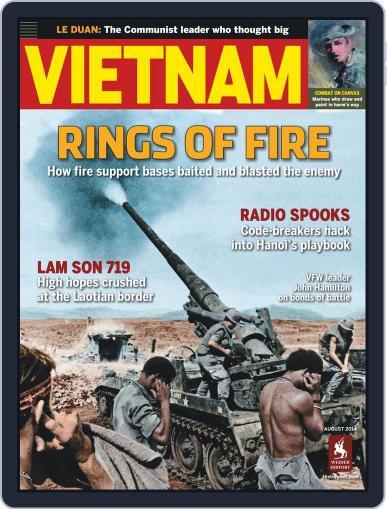 Vietnam (Digital) June 4th, 2014 Issue Cover