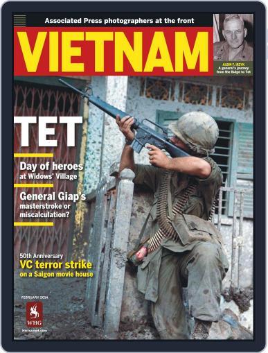 Vietnam December 3rd, 2013 Digital Back Issue Cover