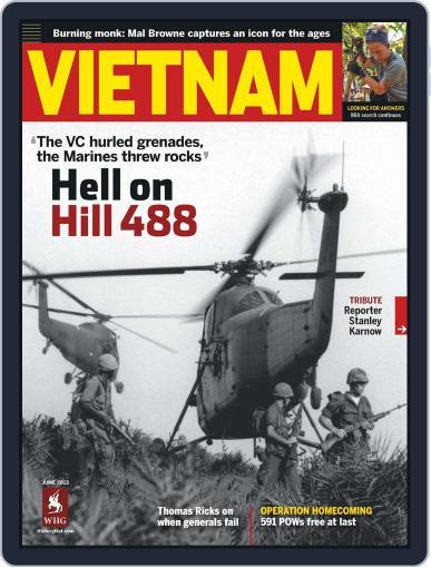Vietnam (Digital) April 4th, 2013 Issue Cover