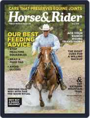 Horse & Rider (Digital) Subscription July 1st, 2018 Issue