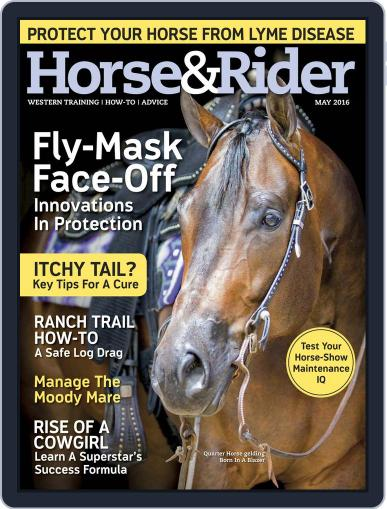 Horse & Rider (Digital) April 19th, 2016 Issue Cover
