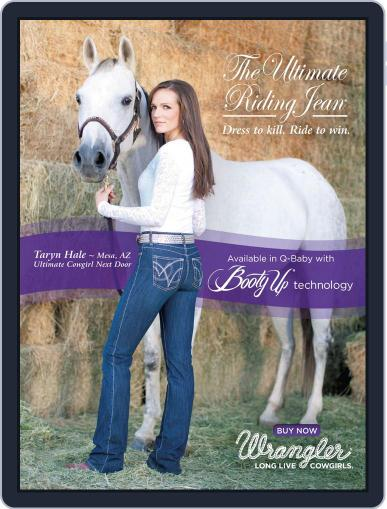 Horse & Rider June 25th, 2013 Digital Back Issue Cover