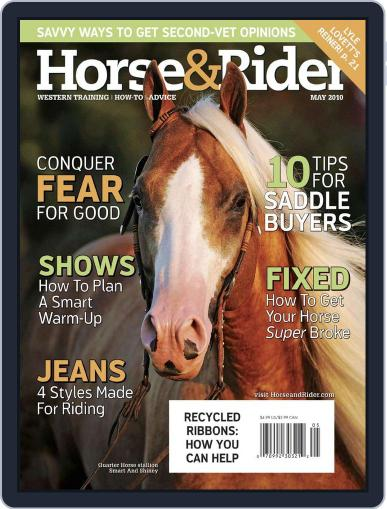 Horse & Rider April 15th, 2010 Digital Back Issue Cover