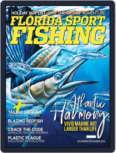 Florida Sport Fishing November 1st, 2019 Digital Back Issue Cover