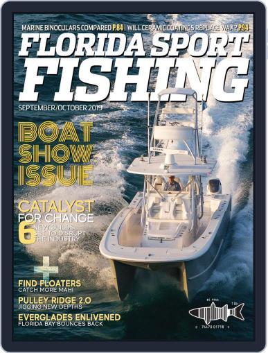 Florida Sport Fishing (Digital) September 1st, 2019 Issue Cover
