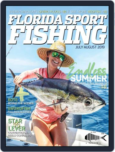 Florida Sport Fishing (Digital) July 1st, 2019 Issue Cover