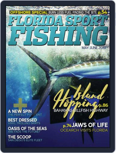 Florida Sport Fishing (Digital) May 1st, 2019 Issue Cover