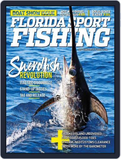 Florida Sport Fishing (Digital) September 1st, 2018 Issue Cover