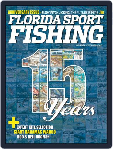Florida Sport Fishing (Digital) November 1st, 2017 Issue Cover