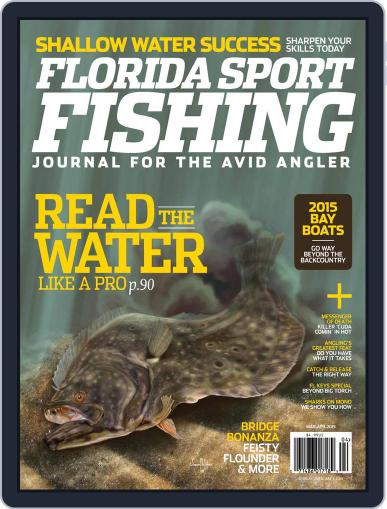 Florida Sport Fishing (Digital) February 10th, 2015 Issue Cover