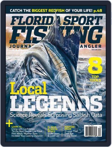 Florida Sport Fishing (Digital) November 1st, 2014 Issue Cover