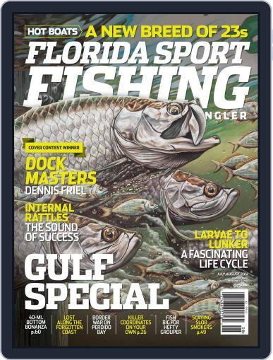 Florida Sport Fishing (Digital) June 24th, 2014 Issue Cover